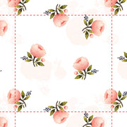 Wallpaper - Watercolor Rose
