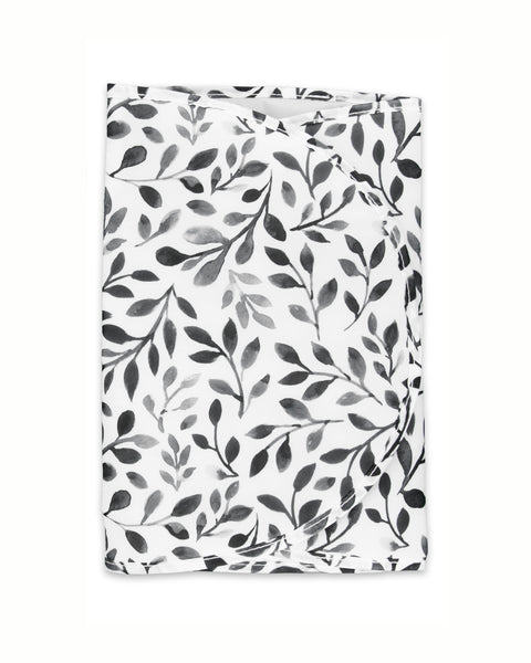 Changing Pad - Black Floral