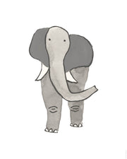 Printable Download - Elephant