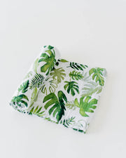 Cotton Muslin Swaddle Blanket Set - Summer Vibe