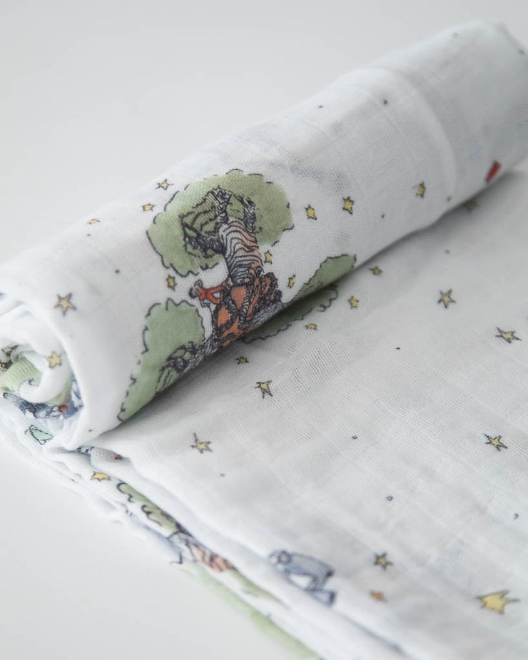 Little Prince Cotton Muslin Swaddle Single - The Little Prince