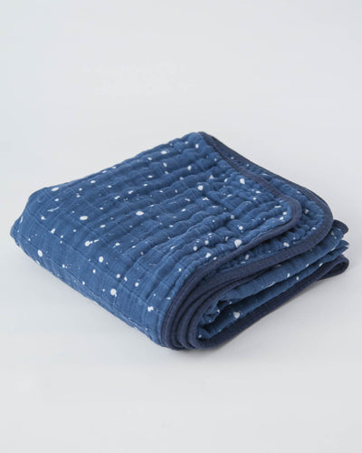 Cotton Muslin Quilt - Star Sailing
