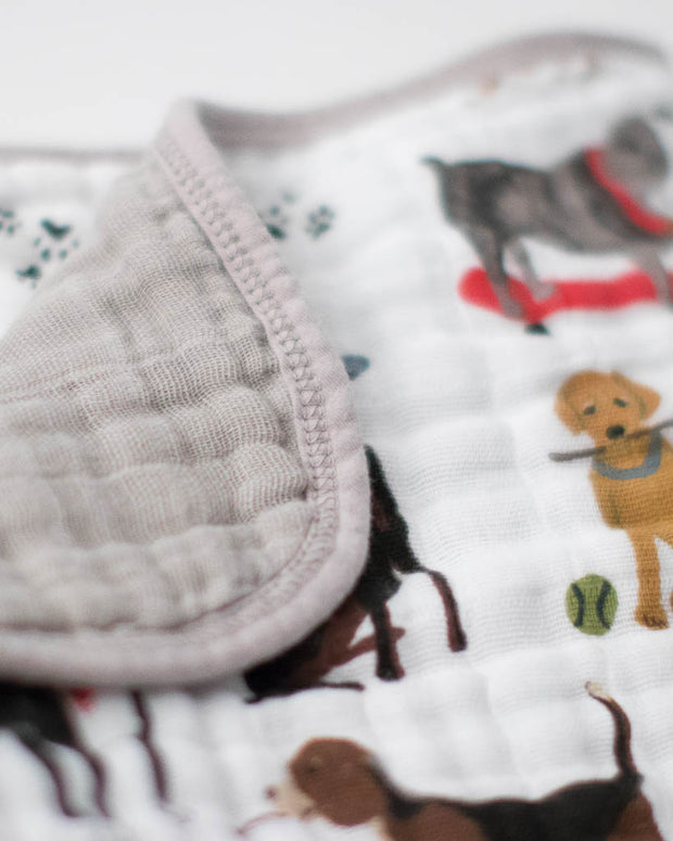 Cotton Muslin Quilt - Woof