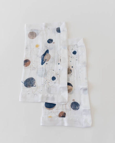 Cotton Security Blankets - Planetary