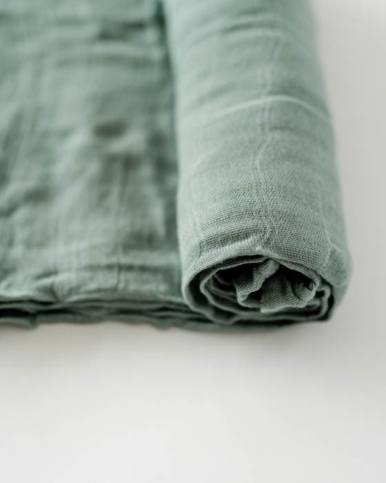 Deluxe Swaddle - Sage