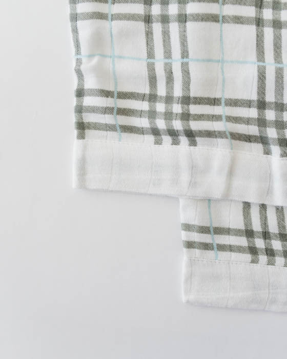 Deluxe Security Blankets - Pendleton Plaid