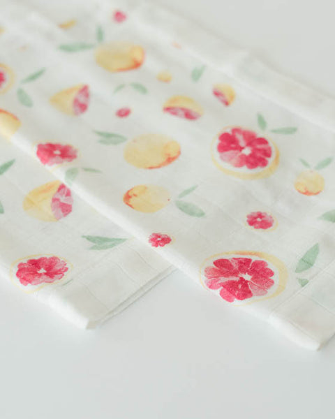 Deluxe Security Blankets - Grapefruit