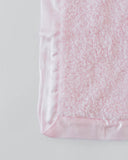 Chenille Security Blanket - Pink