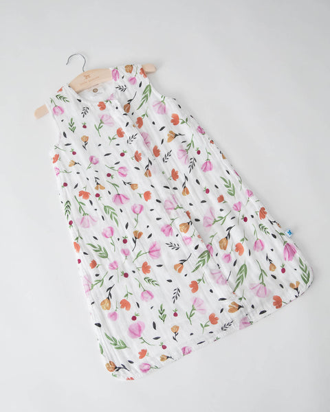 Cotton Muslin Sleep Bag - Berry & Bloom