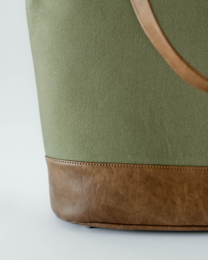 Boardwalk Tote - Olive
