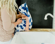 Hooded Towel & Washcloth Set - Indie Elephant