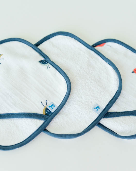 Washcloth Set - Little Wings