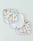 Washcloth Set - Berry and Bloom