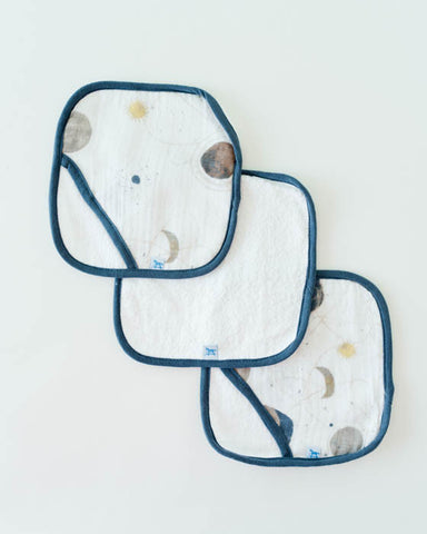 Washcloth Set - Planetary