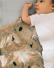 Deluxe Swaddle - Work Bench