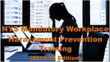 Ferrara Fiorenza PC NYS Mandatory Workplace Harassment Prevention Training 2020