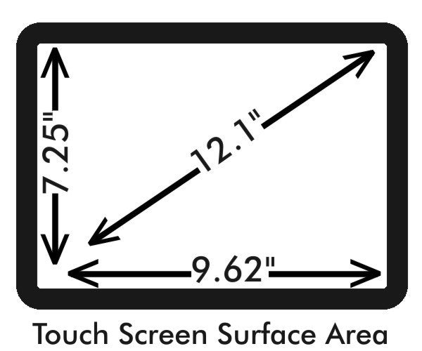 POS Touch Screen Protector - CBSMSP.COM - 2