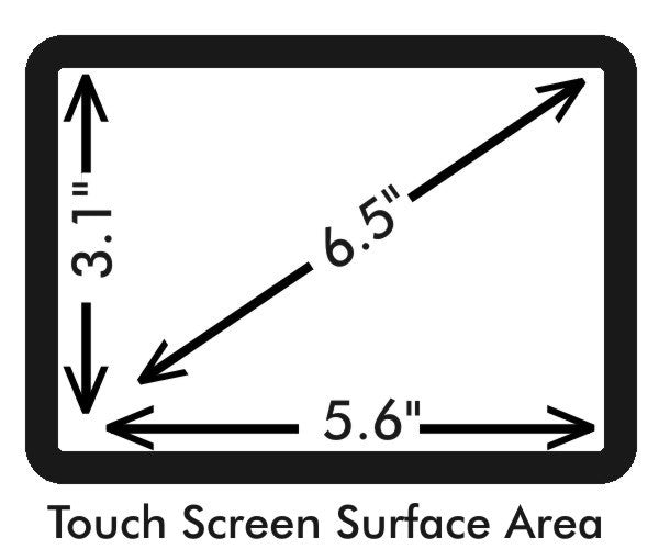 POS Touch Screen Protector - CBSMSP.COM - 3