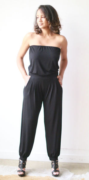 Iceis Jumpsuit (Black)