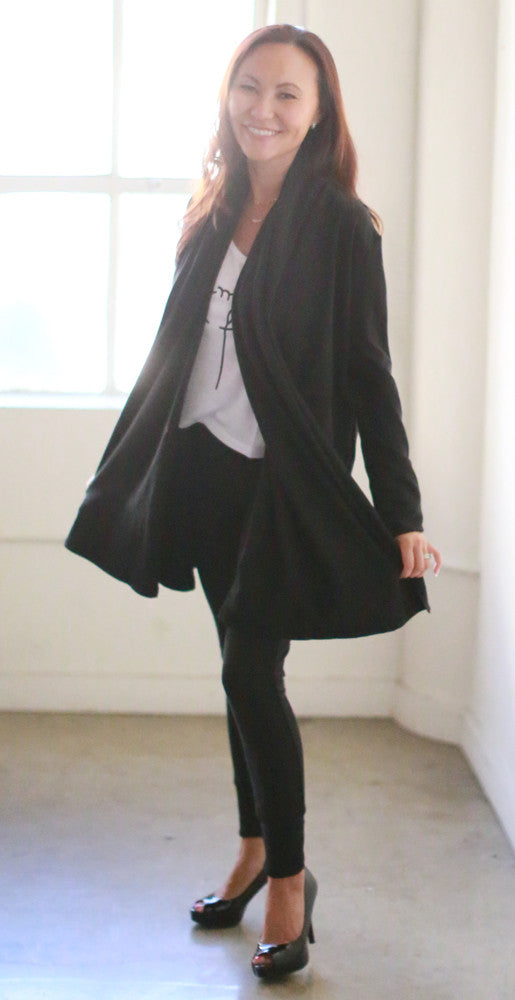 Keoki Jacket (Coal)