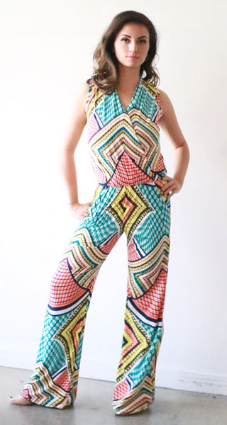 Roy Jumpsuit (Fiesta)