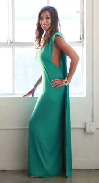 Liberty Dress (Jade)