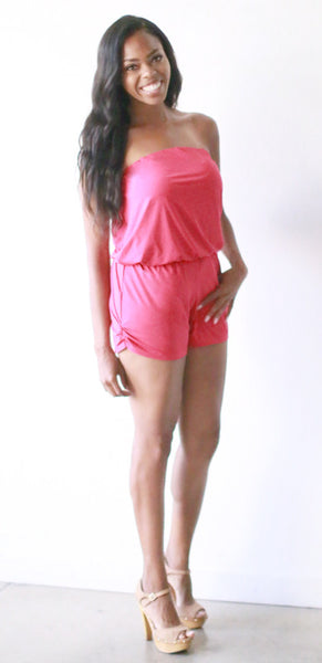 Annette Shorts (Pink Sapphire)