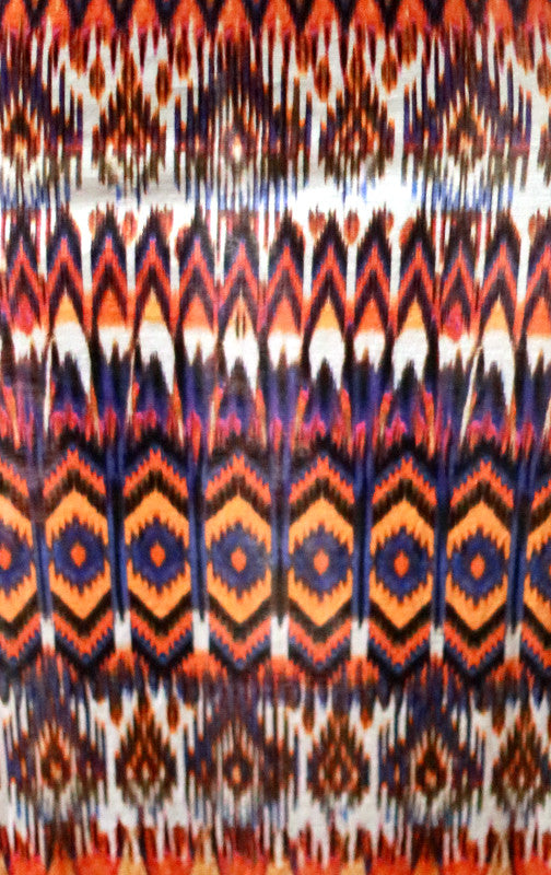 Annette Shorts (Sunset Ikat)