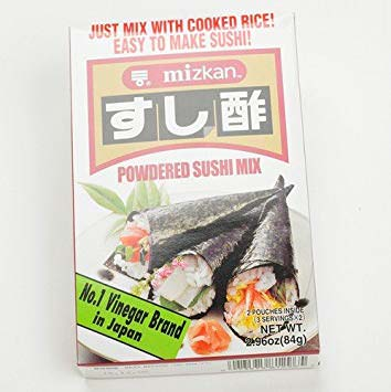 Powdered Sushi Rice Mix