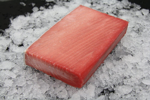 Bluefin (Toro), Frozen Farmed Sashimi Grade Atlantic Tuna