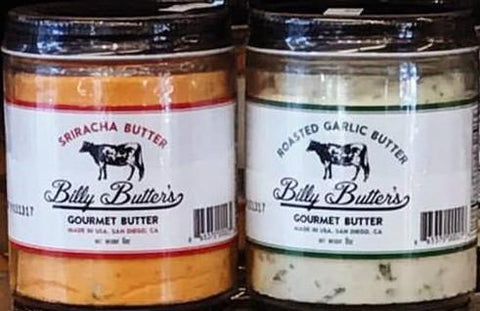 Billy Butter's Gourmet Butter