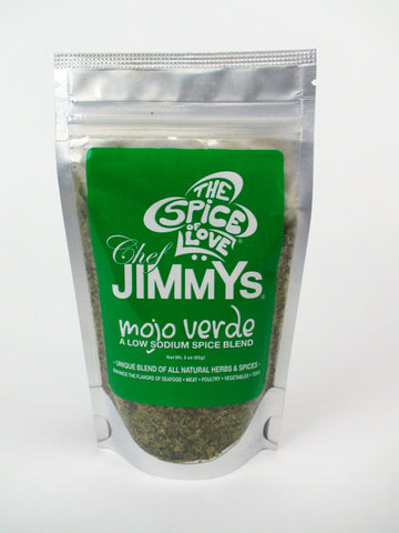 "Chef Jimmy's ""Mojo Verde"" Seasoning"