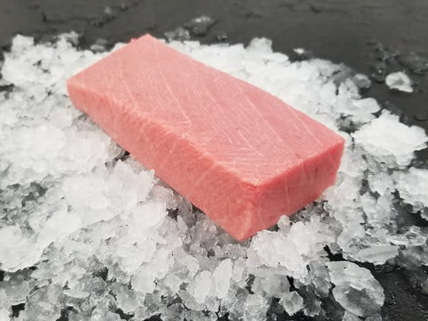 Proton-Frozen Farmed Sashimi Grade Pacific Bluefin Tuna Belly (Chutoro)