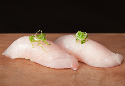 Baja Farmed Sushi Grade Yellowtail Fillet (Hiramasa)