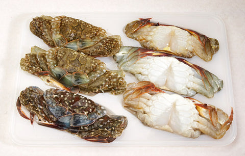 Soft Shell Crabs (Primes), Frozen, Farmed