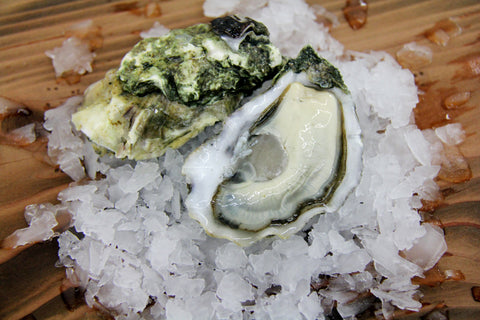 Sol Azul Oysters