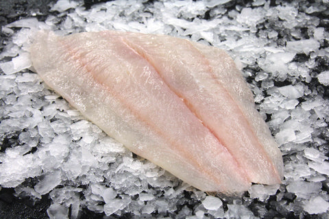 Halibut (Flounder) Fillet, Fresh