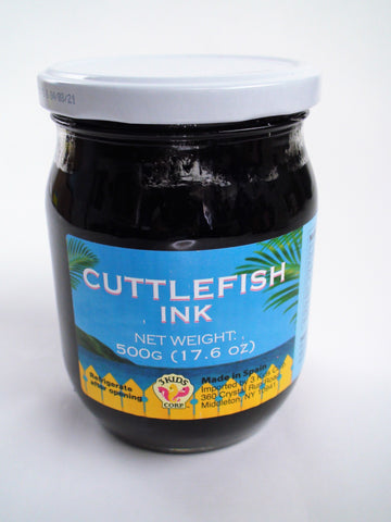 Cuttlefish Ink