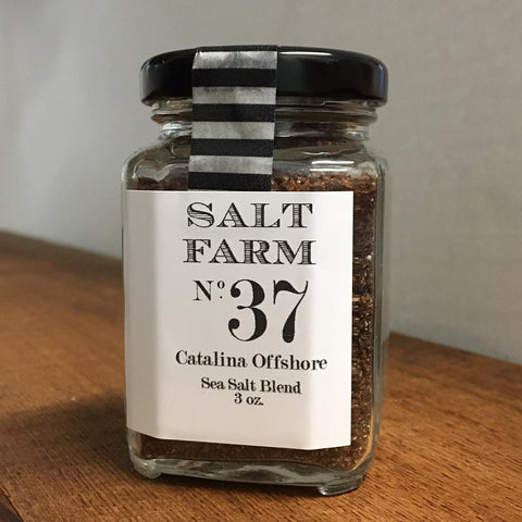 Salt Farm #37 Catalina Offshore Blend Sea Salt