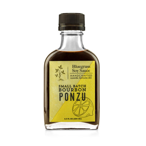 Bourbon Barrel Small Batch Ponzu