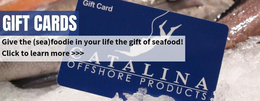 Catalina Offshore Gift Card