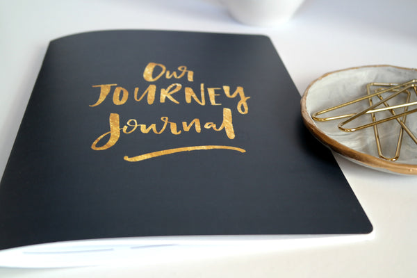 Our Journey Journal for Couples