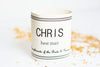Personalized Groomsman Sock Label Wedding Gift