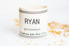 Personalized Best Man Sock Label Wedding Gift