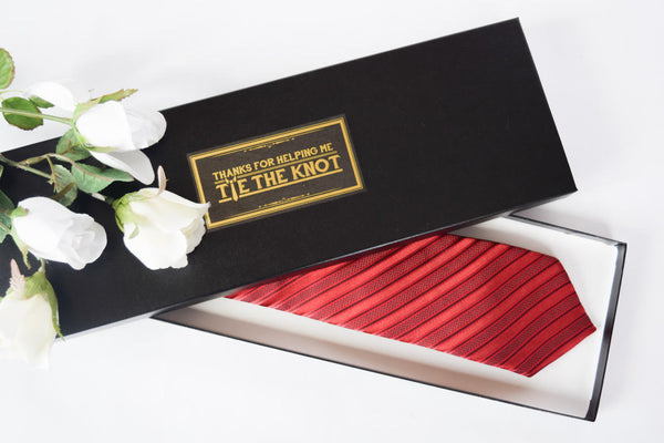 Tie Gift Boxes