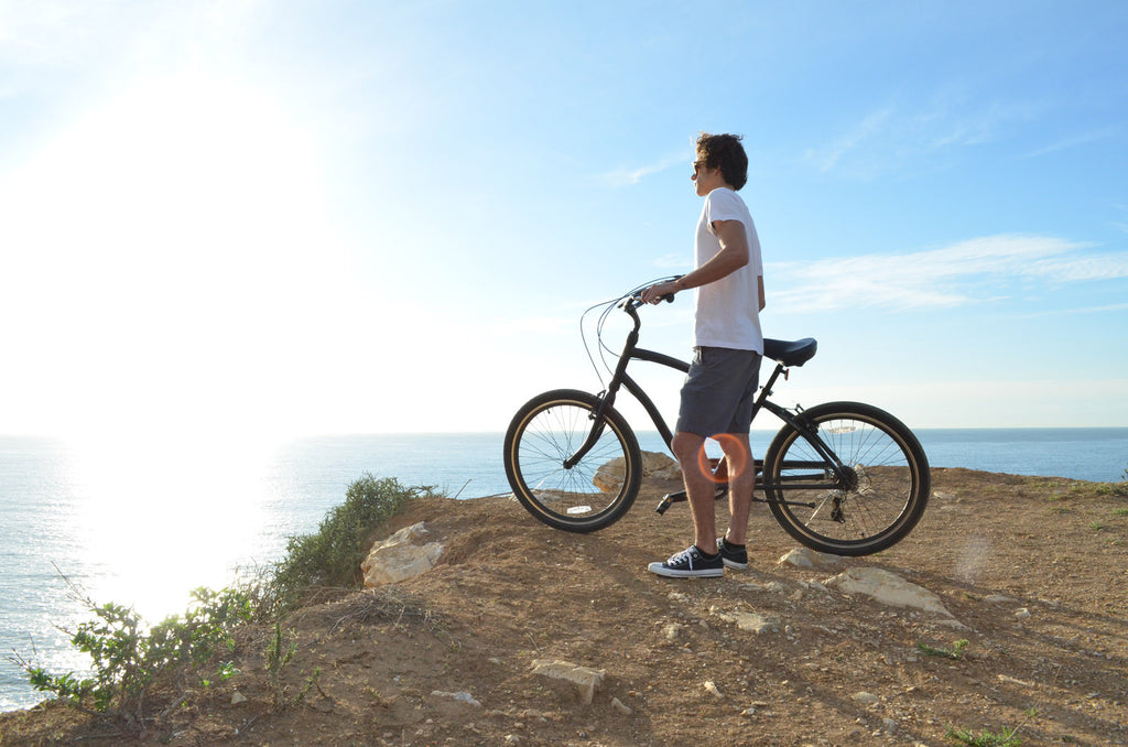 Beach Bicycles And Romantic Getaways In SoCal