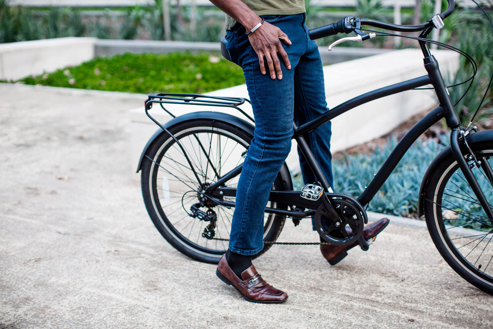 What is a Good Bike For Tall Riders?
