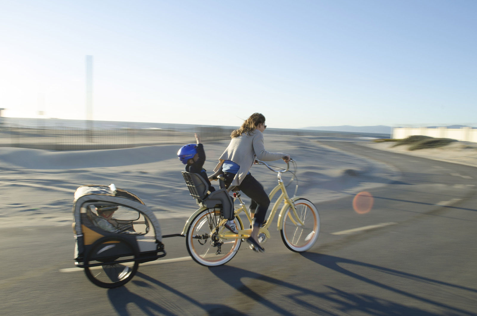 Cycling With Toddlers And Young Kids, Safety Guide