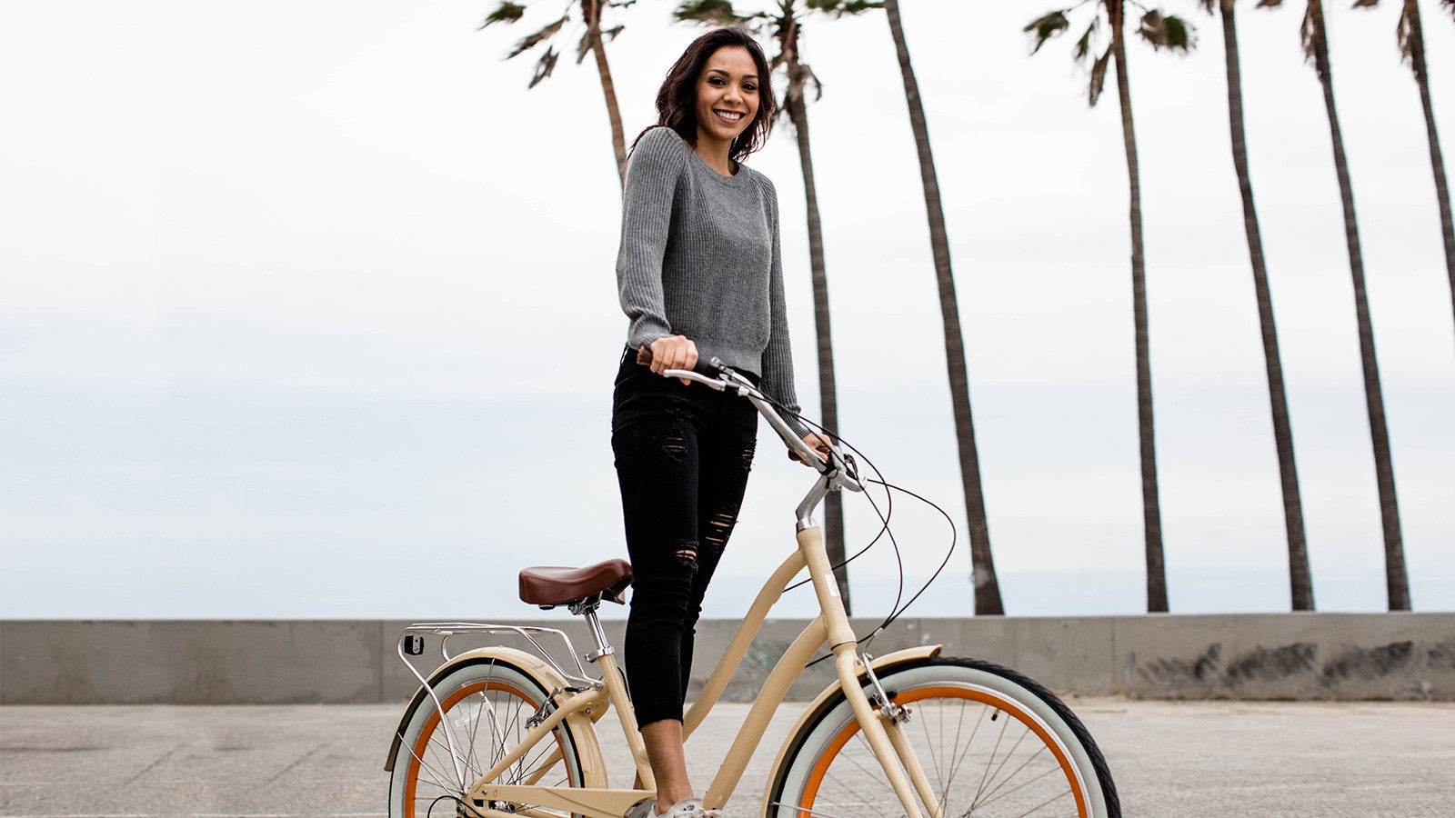 Advantages Of A Beach Cruiser With Gears Over A Single-Speed Bike