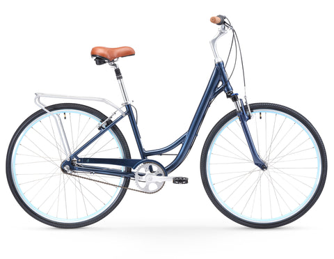 sixthreezero Body Ease Women's Three Speed Comfort Bike